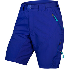 Endura Hummvee II Pantalones cortos Mujer, kingfisher